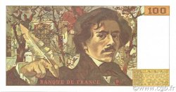 100 Francs DELACROIX modifié FRANCE  1988 F.69.12 NEUF