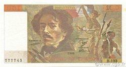 100 Francs DELACROIX modifié FRANCE  1989 F.69.13a pr.SUP