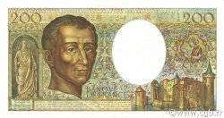 200 Francs MONTESQUIEU FRANCE  1983 F.70.03 pr.SPL
