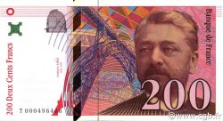 200 Francs EIFFEL FRANCE  1995 F.75.01 SPL
