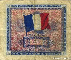 2 Francs DRAPEAU FRANCE  1944 VF.16.03 TB+