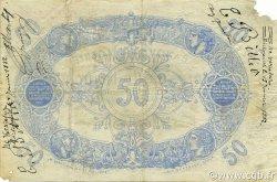 50 Francs type 1873 avec ALGER ALGÉRIE  1877 P.017x TB