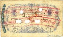 500 Francs ALGÉRIE  1870 P.038 pr.TTB