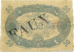 50 Francs type 1873 sans ALGER ALGÉRIE  1904 P.073x TTB
