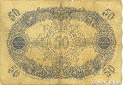50 Francs type 1873 sans ALGER ALGÉRIE  1910 P.073 TB