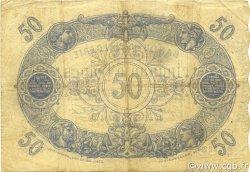 50 Francs ALGÉRIE  1910 P.073 TB+