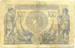 100 Francs ALGÉRIE  1907 P.074 TB+