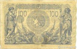 100 Francs type 1874 sans ALGER ALGÉRIE  1919 P.074 pr.TTB