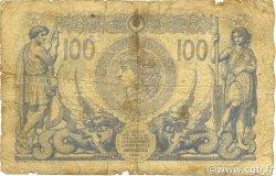 100 Francs ALGÉRIE  1919 P.074 B