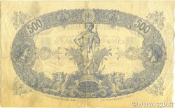 500 Francs ALGÉRIE  1924 P.075b TTB+