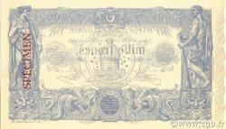1000 Francs type 1875 ALGÉRIE  1924 P.076s pr.NEUF