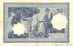 50 Francs ALGÉRIE  1913 P.079 TTB