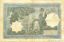 50 Francs ALGÉRIE  1933 P.080a pr.TTB