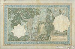 50 Francs ALGÉRIE  1936 P.080a pr.TTB