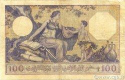 100 Francs ALGÉRIE  1921 P.081a TB+