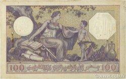 100 Francs type 1920 ALGÉRIE  1921 P.081a TB+