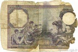 100 Francs ALGÉRIE  1921 P.081a AB