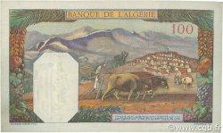 100 Francs ALGÉRIE  1940 P.085a TTB+