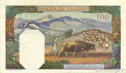 100 Francs ALGÉRIE  1945 P.085a SUP