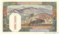 100 Francs ALGÉRIE  1938 P.085s NEUF