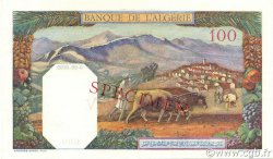 100 Francs type 1938 filigrane tête ALGÉRIE  1938 P.085s pr.NEUF