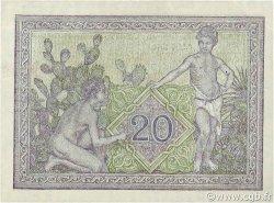 20 Francs type 1943 ALGÉRIE  1944 P.092a SUP