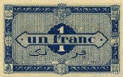 1 Franc 1er tirage ALGÉRIE  1944 P.098a pr.NEUF