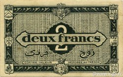 2 Francs 1er tirage ALGÉRIE  1944 P.099b pr.SUP