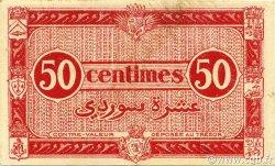 50 Centimes 2e tirage ALGÉRIE  1944 P.100 SUP+