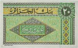 20 Francs type 1946 ALGÉRIE  1948 P.103 pr.NEUF