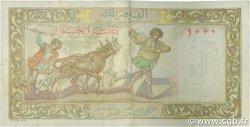 1000 Francs type 1946 Isis ALGÉRIE  1947 P.104 TTB+