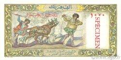 1000 Francs type 1946 Isis ALGÉRIE  1946 P.104s pr.NEUF