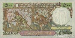 500 Francs type 1950 Bacchus ALGÉRIE  1950 P.106 SUP+