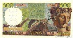 500 Francs type 1950 Bacchus ALGÉRIE  1950 P.106s pr.NEUF