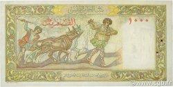 1000 Francs ALGÉRIE  1950 P.107a SUP