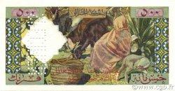 500 Francs type 1958 vautours ALGÉRIE  1958 P.117s NEUF