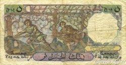 5 Nouveaux Francs type 1950 modifié 1959 ALGÉRIE  1959 P.118a pr.TTB