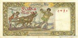 10 Nouveaux Francs type 1946 modifié 1959 ALGÉRIE  1959 P.119a TTB+