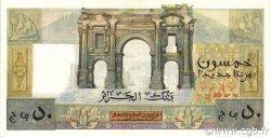 50 Nouveaux Francs type 1946 modifié 1959 ALGÉRIE  1959 P.120a SUP