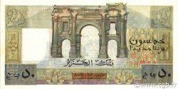 50 Nouveaux Francs type 1946 modifié 1959 ALGÉRIE  1959 P.120s pr.NEUF