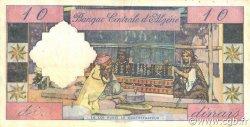 10 Dinars ALGÉRIE  1964 P.123a TTB à SUP