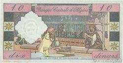 10 Dinars ALGÉRIE  1964 P.123a SUP+