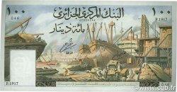 100 Dinars ALGÉRIE  1964 P.125a SUP+