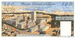 100 Dinars ALGÉRIE  1964 P.125s pr.NEUF