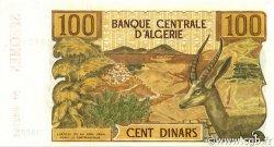 100 Dinars ALGÉRIE  1970 P.128s NEUF