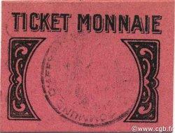 5 Centimes AFFREVILLE ALGÉRIE AFFREVILLE 1917 JPCV.01 NEUF