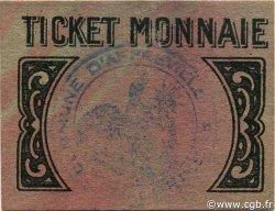 10 Centimes AFFREVILLE ALGÉRIE Affreville 1917 JPCV.02 SPL