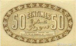 50 Centimes ALGER ALGÉRIE Alger 1915 JP.137.09 NEUF
