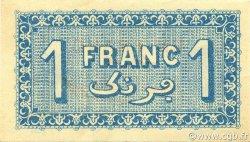 1 Franc ALGER ALGÉRIE ALGER 1921 JP.137.20 SUP à SPL