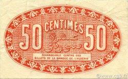 50 Centimes ALGÉRIE Alger 1922 JP.137.23 TTB